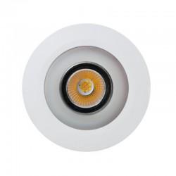 Spot encastré LED RGBW Tree blanc
