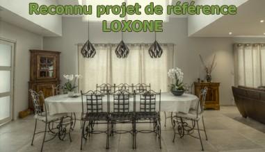 Projet de référence reconnu chez Loxone