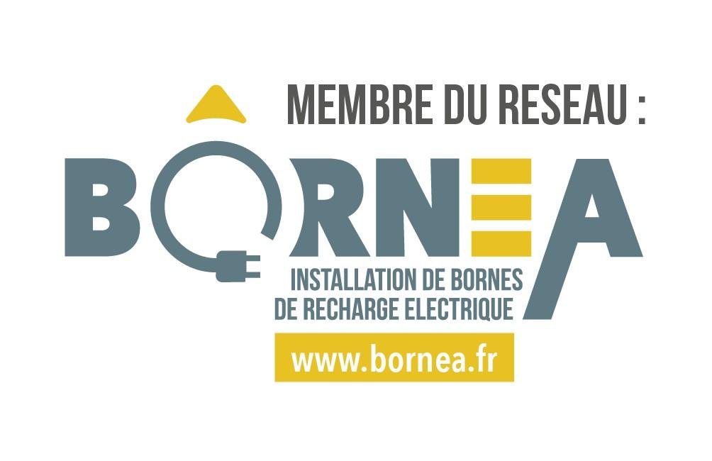 Membre du réseau Bornéa
